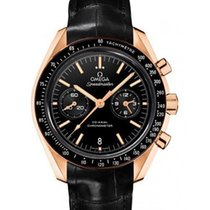 Omega Automatic Black 44.2mm new Speedmaster Professional Moonwatch