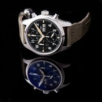 IWC Pilot Spitfire Chronograph Steel 41mm Black United States of America, California, San Mateo