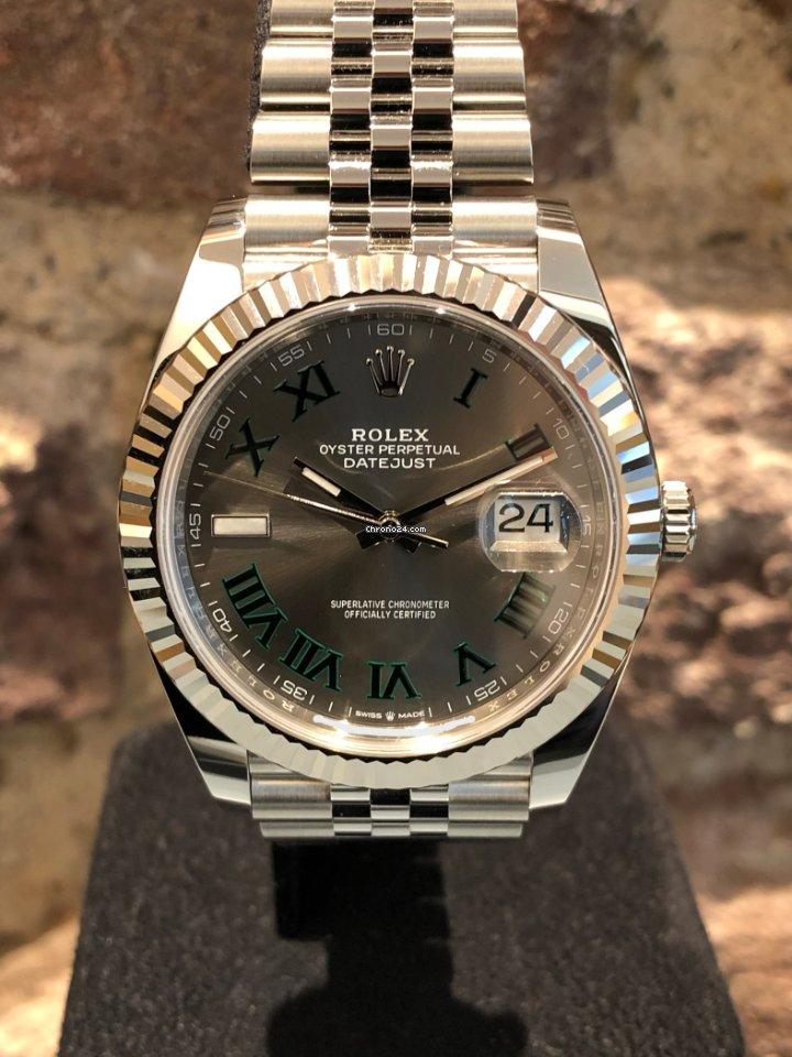 Rolex Datejust 126334 2021 neu
