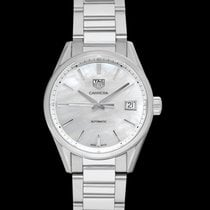 TAG Heuer Carrera Lady Steel 36mm White United States of America, California, San Mateo