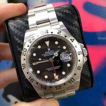Rolex Explorer II Steel 40mm Black No numerals United States of America, Florida, Boca Raton
