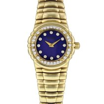 Piaget Tanagra Yellow gold 33mm Blue United States of America, New York, New York