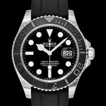 Rolex Yacht-Master 42 White gold 42mm Black United States of America, California, San Mateo