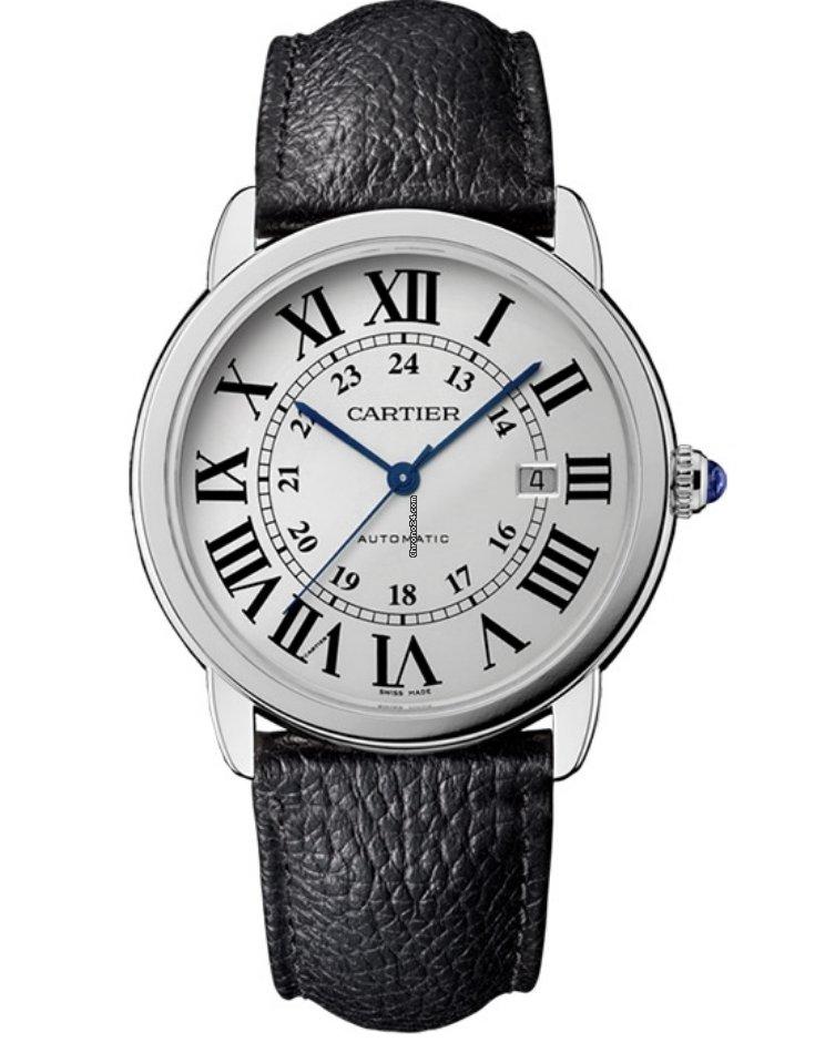 Cartier Ronde Croisière de Cartier WSRN0022 new