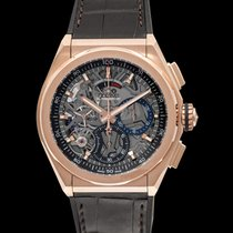 Zenith Rose gold 44mm Automatic 18.9000.9004/71.R585 new United States of America, California, San Mateo