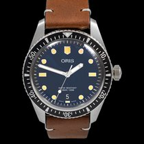 Oris Divers Sixty Five Steel 40mm Blue United States of America, California, San Mateo