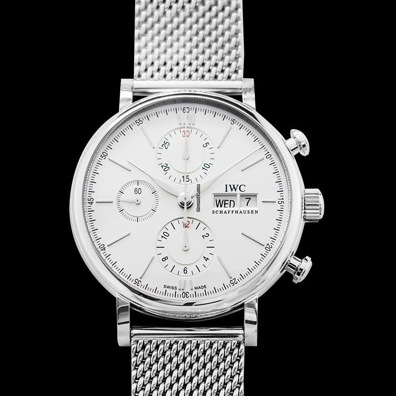 IWC Portofino Chronograph IW391028 2019 new