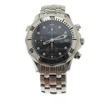 Omega 2598.80.00 Acier 1996 Seamaster Diver 300 M 41mm occasion