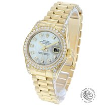 Rolex Lady-Datejust 179158 2006 pre-owned