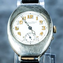 IWC IWC ANTIQUE Very good Silver 34mm Manual winding
