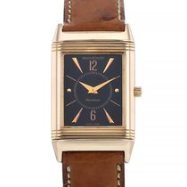 Jaeger-LeCoultre 250286 Rose gold 2000 Reverso Classique 33mm pre-owned