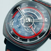 Rebellion new Automatic 47mm Steel Sapphire crystal