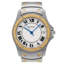Cartier Santos (submodel) 1910 1980 pre-owned