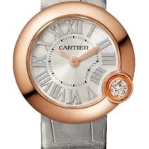 Cartier Ballon Blanc Rose gold 26mm Silver United States of America, New York, Airmont