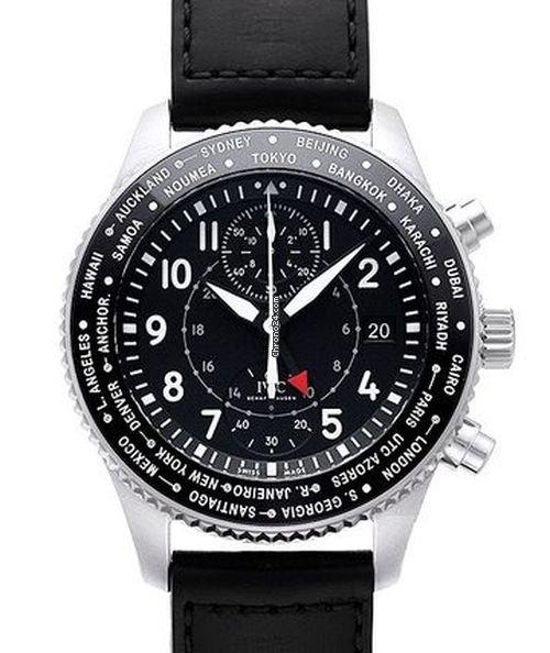 IWC Pilot Chronograph IW395001 2021 new