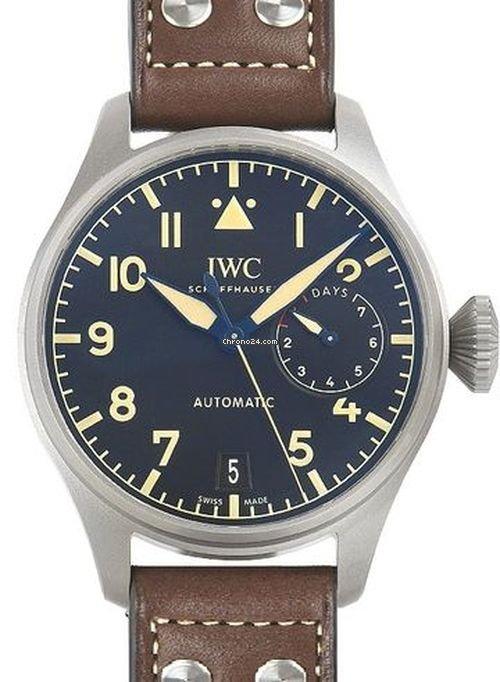 IWC Big Pilot IW501004 2021 new