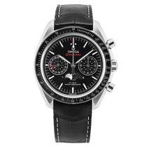 Omega Speedmaster Professional Moonwatch Moonphase Steel 44.25mm Black Australia