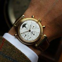 IWC Da Vinci Perpetual Calendar Жёлтое золото
