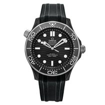 Omega Seamaster Diver 300 M new Automatic Watch with original box and original papers 210.92.44.20.01.001