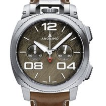 Anonimo AM-1120.01.002.A02 Steel 43,4mm new