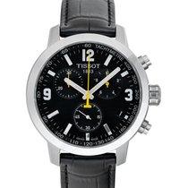 Tissot PRC 200 new 2021 Quartz Watch with original box T055.417.16.057.00