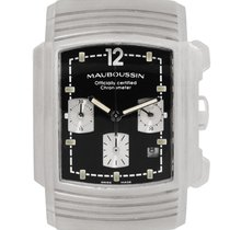 Mauboussin Steel 32mm Automatic pre-owned