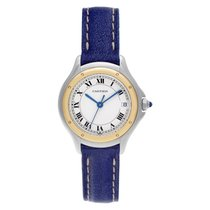 Cartier Cougar 26mm White Roman numerals United States of America, Florida, Surfside