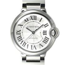 Cartier Ballon Bleu 36mm neu 2021 Automatik Uhr mit Original-Box und Original-Papieren W6920046