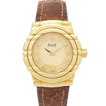 Piaget Tanagra Yellow gold 25mm Gold Roman numerals United States of America, Florida, Surfside