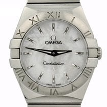 Omega Constellation Quartz Steel 24mm Mother of pearl United States of America, Georgia, Atlanta