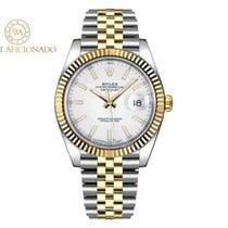 Rolex Datejust Gold/Steel United States of America, New York, New York