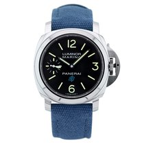Panerai Luminor Marina Steel 44mm Black Australia