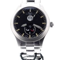 Ball Engineer Master II Aviator Steel 44mm Black