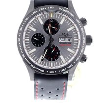 Ball Fireman Storm Chaser Steel 43mm Silver