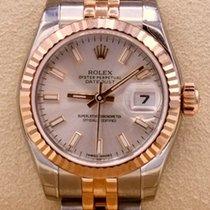 Rolex 179171 Or/Acier 2016 Lady-Datejust 26mm nouveau