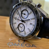 Omega 329.33.44.51.04.001 Steel 2019 Speedmaster Racing 44.2mm new