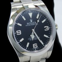 Rolex 214270 Steel Explorer 39mm pre-owned United States of America, Florida, Boca Raton