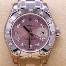Rolex Lady-Datejust Pearlmaster Weißgold 29mm Deutschland, Duisburg