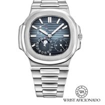 Patek Philippe 5712/1A-001 Steel 2009 Nautilus pre-owned United States of America, New York, New York