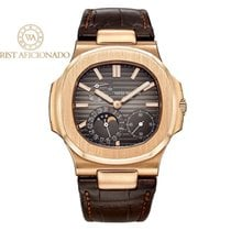 Patek Philippe 5712R-001 Rose gold 2014 Nautilus pre-owned United States of America, New York, New York