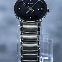 Rado Centrix Steel 28mm Black No numerals