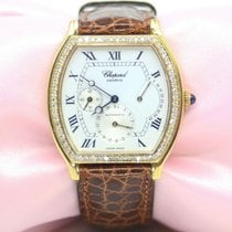 Chopard Yellow gold Automatic White Roman numerals 32mm pre-owned Classic
