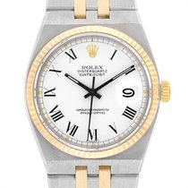 Rolex Datejust Oysterquartz Gold/Steel 36mm White Roman numerals United States of America, Georgia, Atlanta