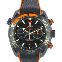 Omega Seamaster Planet Ocean Chronograph new Automatic Chronograph Watch with original box and original papers 215.92.46.51.01.001
