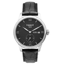 Tissot Le Locle Steel 39.2mm Black