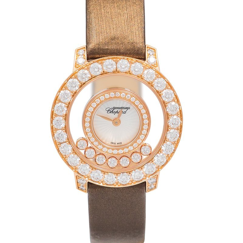 Chopard Happy Diamonds 209412-5001 2020 nové