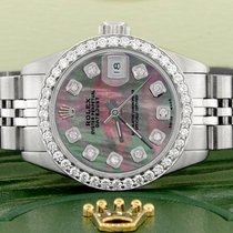 Rolex Lady-Datejust Steel 26mm Mother of pearl United States of America, New York, New York