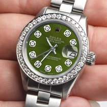 Rolex Steel 26mm Automatic Lady-Datejust pre-owned