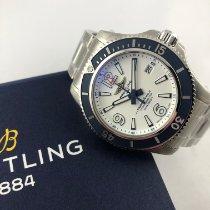 Breitling Superocean 42 A17366D81A1A1 2020 neu