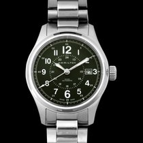 Hamilton Khaki Field new Automatic Watch with original box and original papers H70595163